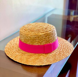 Chapéu Faixa Pink
