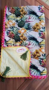 Cangatoalha Abacaxi Amarelo REF0234