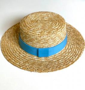 Chapéu Faixa Azul Creta