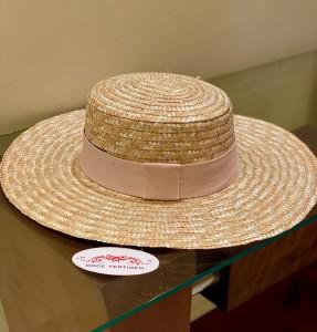 Chapéu Faixa Rosê