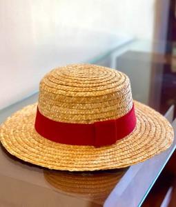 Chapéu Faixa Rubi